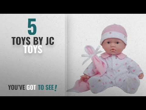 Top 10 Jc Toys Toys [2018]: JC Toys, La Baby 11-inch Washable Soft Body Play Doll For Children 18