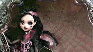 Monster High - Draculaura Collector Doll / Lalka Kolekcjonerska Draculaura - Mattel - CHW66