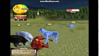 WolfQuest ~Multiplayer~ Wolf Life -Best Pack Eve!-