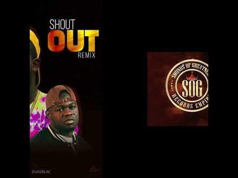CIC Shout Out Rmx ft. JB Bucky Raw & Maima myers