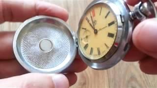 Продал Карманные часы Молния за ???