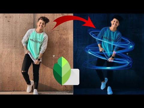Snapseed Blue Tone Effect Editing Tricks | Best Photo Effect | New Snapseed Photo Editing Mob Editiz