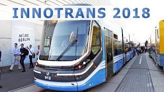 New Trams and Metro 2018 / Nowe tramwaje i metro 2018 thumbnail