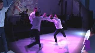 Как танцуют парни на свадьбе!!!