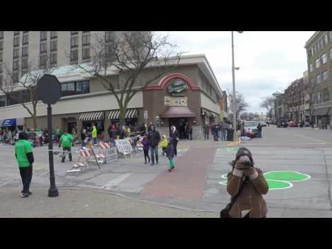 2017 Quad Cities St. Patricks Day Parade