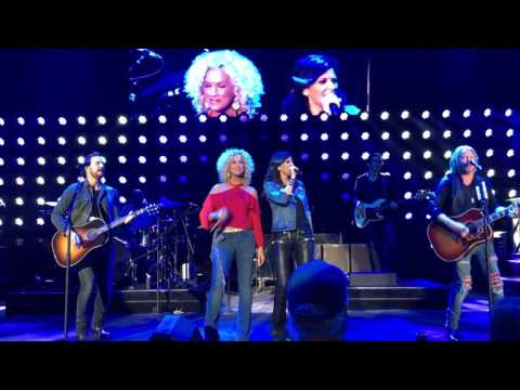 Little Big Town Boondocks Live 2016