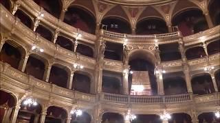 ハンガリー ブダペスト 国立オペラ劇場
