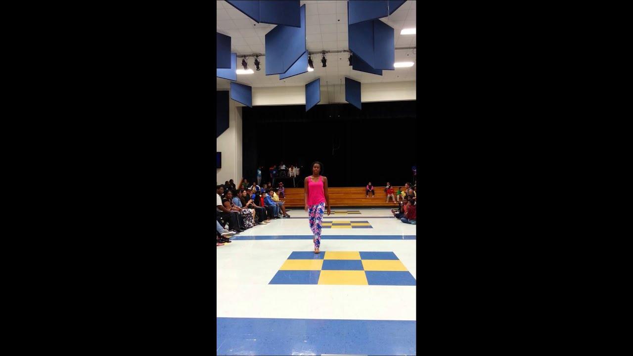Killough Middle School Fashion Show 2013 Part 2 Youtube