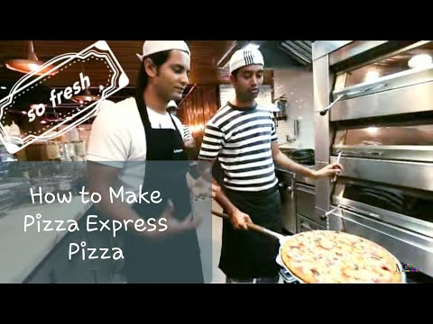 How to make pizza express italian pizza | best pizza recipe | Youtube exclusive