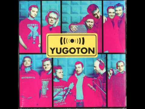 YUGOTON  - a tribute album to the former Yugoslav rock scene