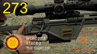 Longrange blog 273: MSRC 18 stage 2, The Dancer