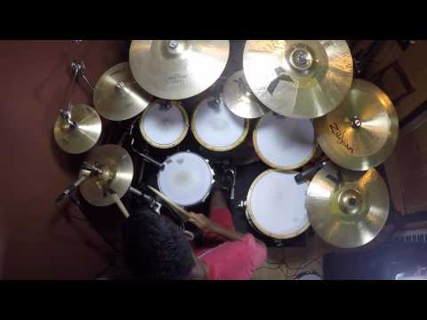 Hasta El Amanecer Remix - Nicky Jam Ft. Daddy Yankee- Drum Cover