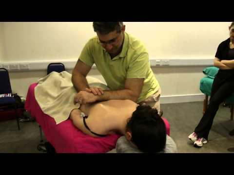 Deep tissue massage technique 3