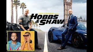 Hoobs And Shaw - New Song Of The Movie - DOWNLOAD bAD bUNNY (Soundtrack Part.4)
