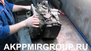 Ремонт АКПП DP0 AL4 Renault, Citroen, Peugeot