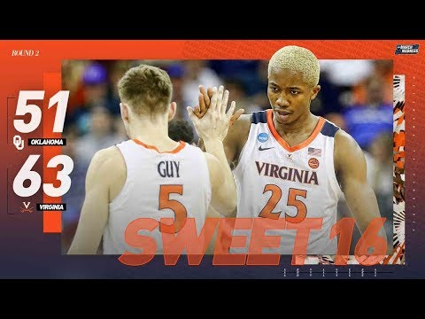 Virginia vs. Oklahoma: Second round NCAA tournament extended highlights