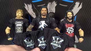 WWE Shield Three Pack - Epic Moments