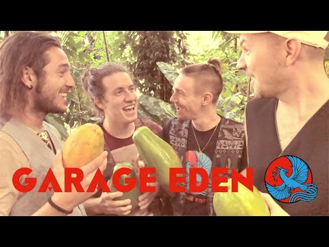 Garage Eden - Wie ein Garten (official video)