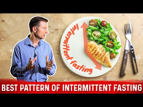 The Best Pattern of Intermittent Fasting