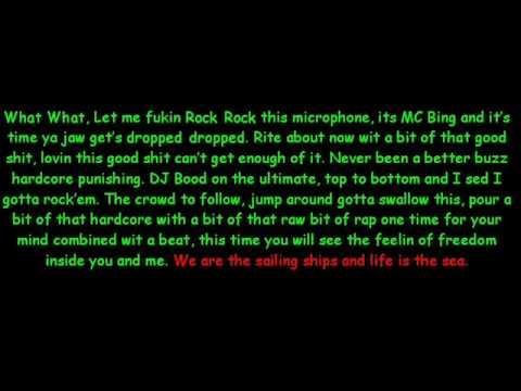 MC Bing & DJ Bood- Just Dance - The Instinct