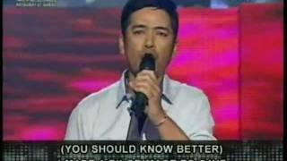Bossing Vic Sotto I Melt With You