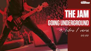 Guitar Lesson: The Jam