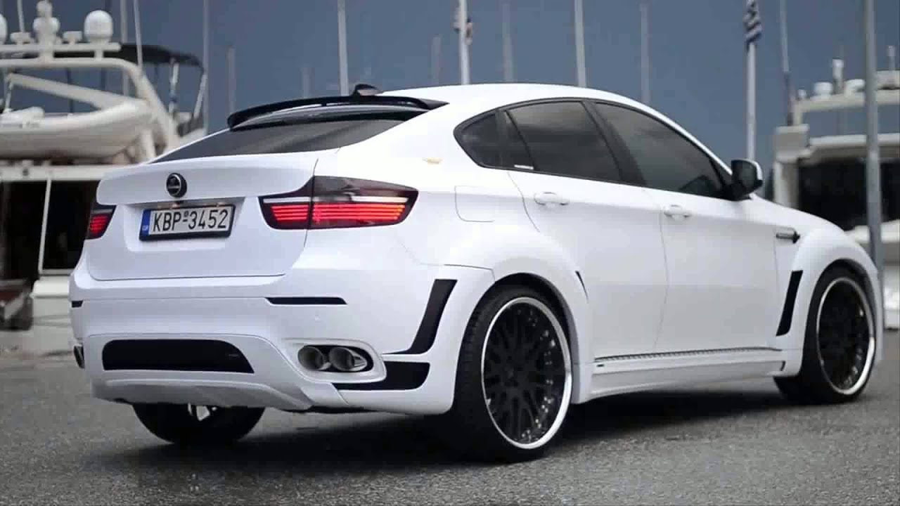 Bmw X6 M Matte White Youtube