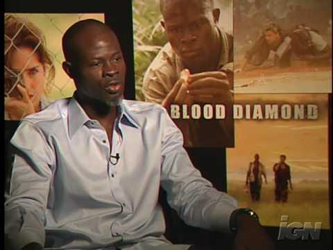 Blood Diamond:   Djimon Hounsou