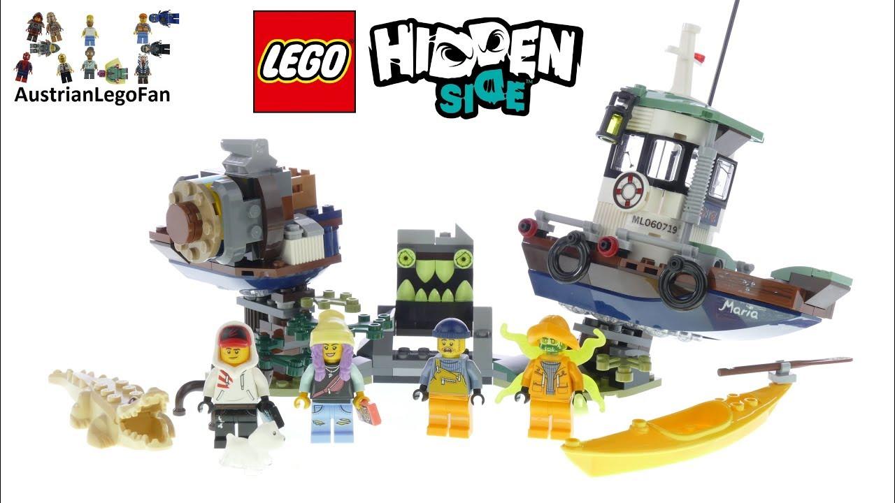 spencer LEGO ® Hidden Side 791909 personnage Jack