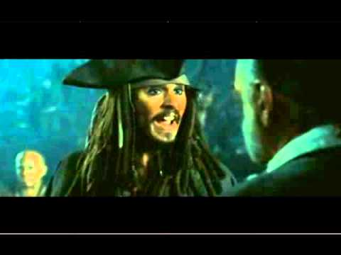 Pirati Dei Caraibi Jack Sparrow La Chiave Youtube
