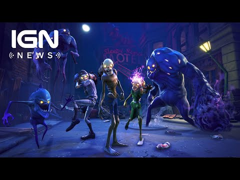 Fortnite Developer Working to Match Controls Across Modes - IGN News