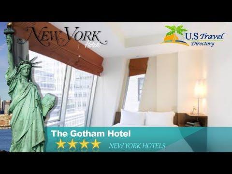 The Gotham Hotel - New York Hotels, New York