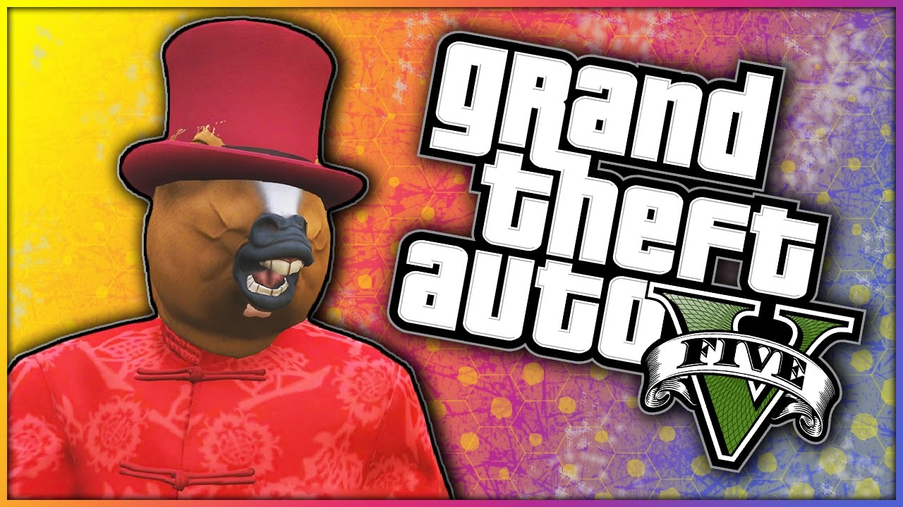 GTA 5 Online Funny Moments: New Player Model, New Rocket Car Jumps &  Parachute Off Mount Chilliad!