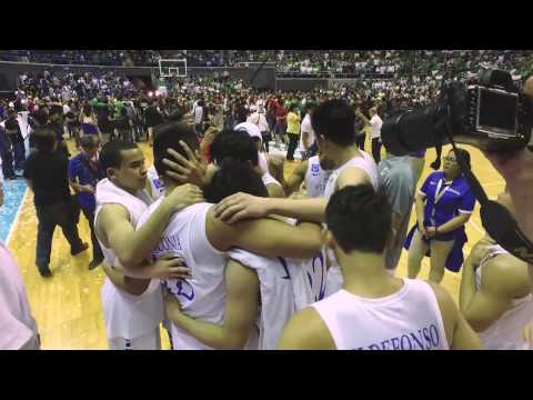 Song for Mary - UAAP Season 79 Finals - ADMU vs DLSU