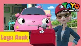 Tayo Lagu Pembukaan Tema Versi Hana mekanik l lagu untuk anak-anak l Tayo bus kecil