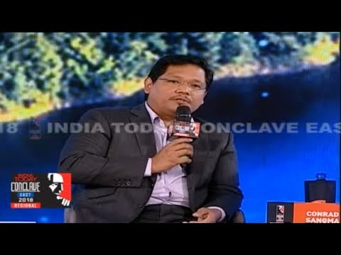 Conrad Sangma Says It Is Ok To Have Differences With BJP | IT Conclave East 2018