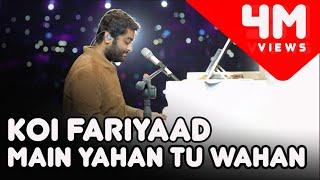 Arijit Singh Live HD | Koi Fariyaad Live | Tum Bin 2