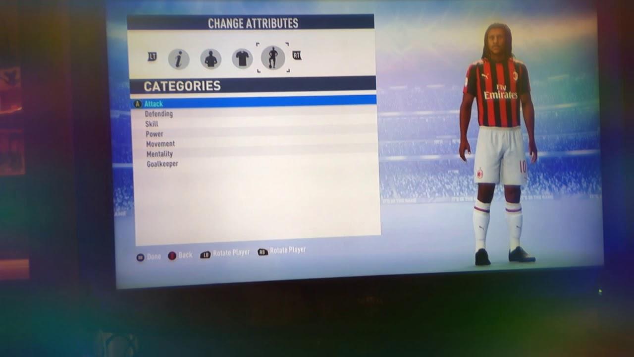 Rudd gullit FIFA 19