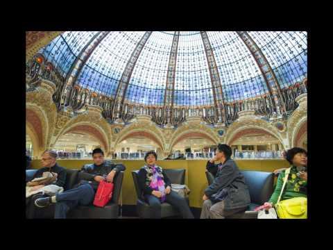 Les Galeries Lafayette : le nouvel empire du milieu