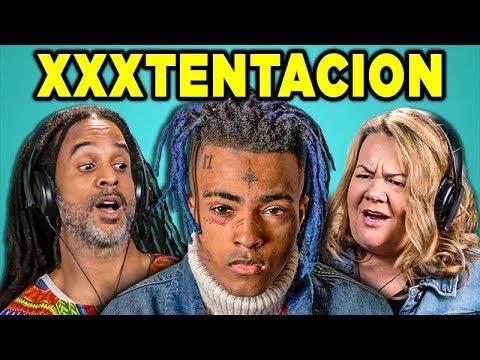 PARENTS REACT TO XXXTENTACION (SAD!, changes, Jocelyn Flores)
