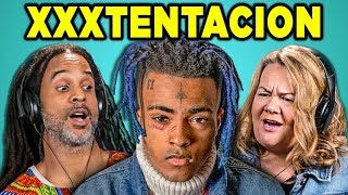 connectYoutube - PARENTS REACT TO XXXTENTACION (SAD!, changes, Jocelyn Flores)