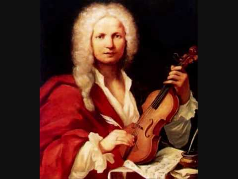 Vivaldi Mandolin Concerto in C RV 425