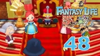 Fantasy Life Let's Play Walkthrough 48 - Great Forest, Great Spirit!