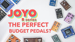 Joyo R Series: The Perfect Budget Guitar Pedals?