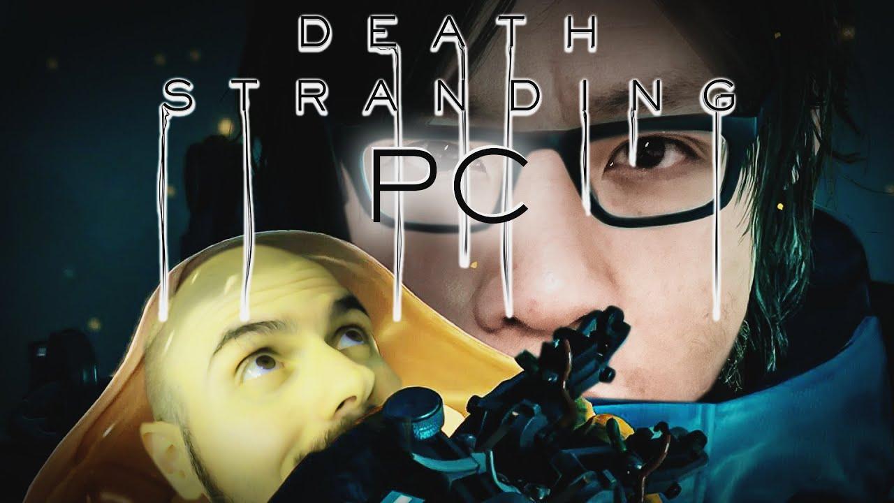Die PC-Version von Kojimas Kunstwerk | Death Stranding mit Gregor & Viet