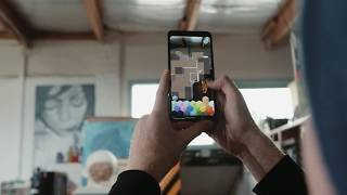 shareVOX - Créer un Voxel de l'Art dans l'AR   avec Google