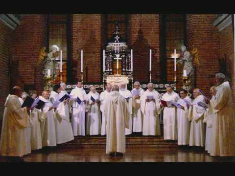 Canto Gregoriano CREDO IN UNUM DEUM, Schola Gregoriana Mediolanensis, Dir. Giovanni Vianini