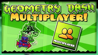 GEOMETRY DASH MULTIPLAYER! Concept Video