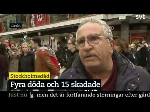 """SVT råkar intervjua en """"rasist"""" och """"islamofob"""""""