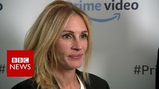 Julia Roberts: Kavanaugh appointment would have 'long-lasting effect' - BBC News